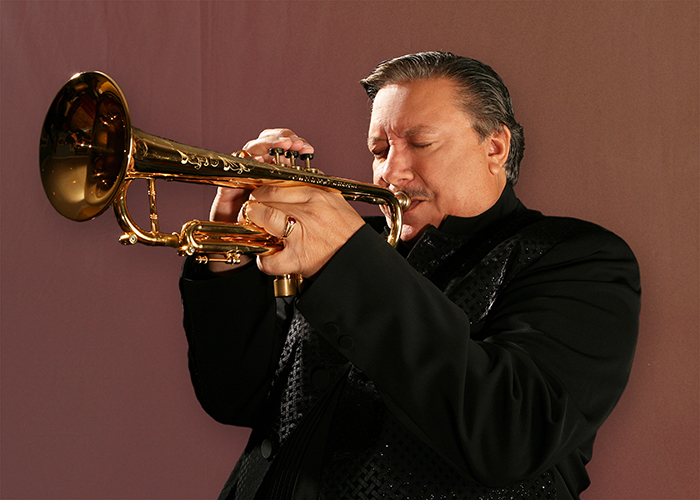 Arturo Sandoval is playing the Broadway Theatre this Friday, June 20.