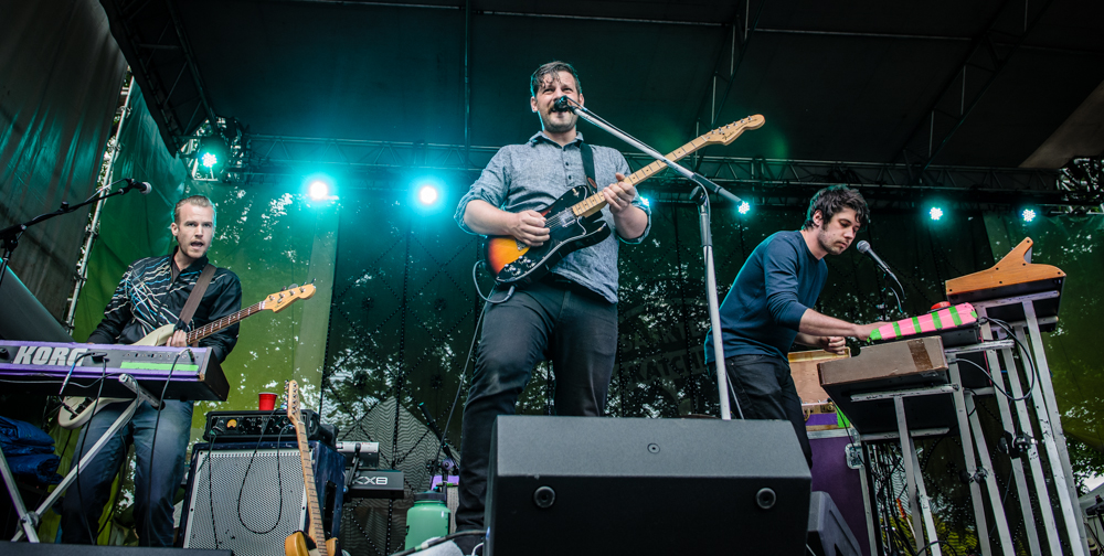 Royal Canoe. Photo by Alexandria Pavelich.