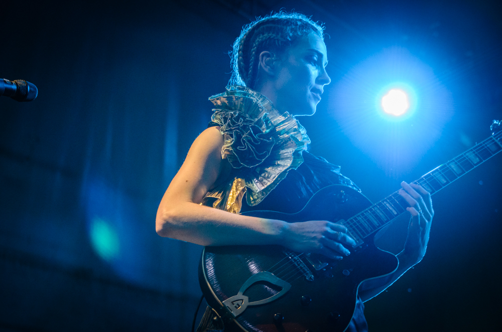 St. Vincent. Photo by Alexandria Pavelich.